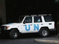 Представители ООН подверглись обстрелу во время проверки безопасности в сирийской Думе