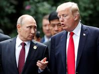 В администрации президента США Дональда Трампа заверили, что американский лидер по-прежнему стремится к личной встрече со своим российским коллегой Владимиром Путиным, несмотря на очередную волну антироссийских санкций, введенных Вашингтоном.