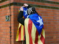 Испанские власти выпустили европейский ордер на арест Пучдемона, обвиняя его в бунте против государства в связи с организацией референдума о независимости Каталонии - самой богатой испанской провинции