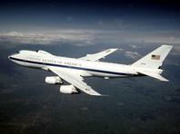 """США подняли в воздух самолет """"Судного дня"""", созданный на случай ядерной войны"""