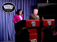 Дана Уайт и Кеннет Маккензи, 14 апреля 2018 года
