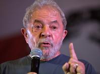 Экс-президент Бразилии Лула да Силва пообещал сдаться полиции и защищать себя