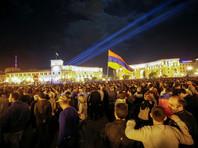 Ереван, 25 апреля 2018 года