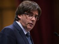 Прокуратура Германии призвала суд экстрадировать Пучдемона в Испанию