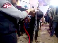 Франция опубликовала доклад спецслужб о химатаке в Думе
