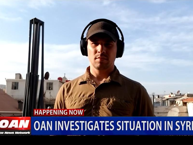 """Американский журналист побывал в сирийской Думе и рассказал, что не нашел там свидетельств химатаки"""" />"""