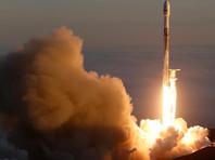 Ракета-носитель Falcon 9 c грузом для МКС стартовала с космодрома в штате Флорида