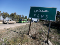 Среди жертв ракетного удара по сирийской авиабазе в Хомсе оказались четыре иранца