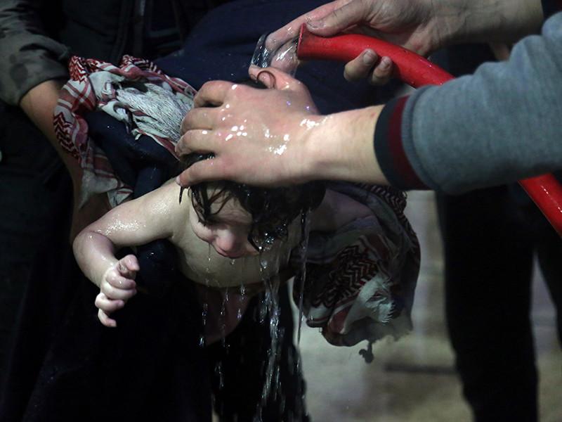 """ВОЗ сообщила о 500 возможных жертвах химатаки в сирийской Думе и потребовала допуска к ним для оказания помощи"""" />"""