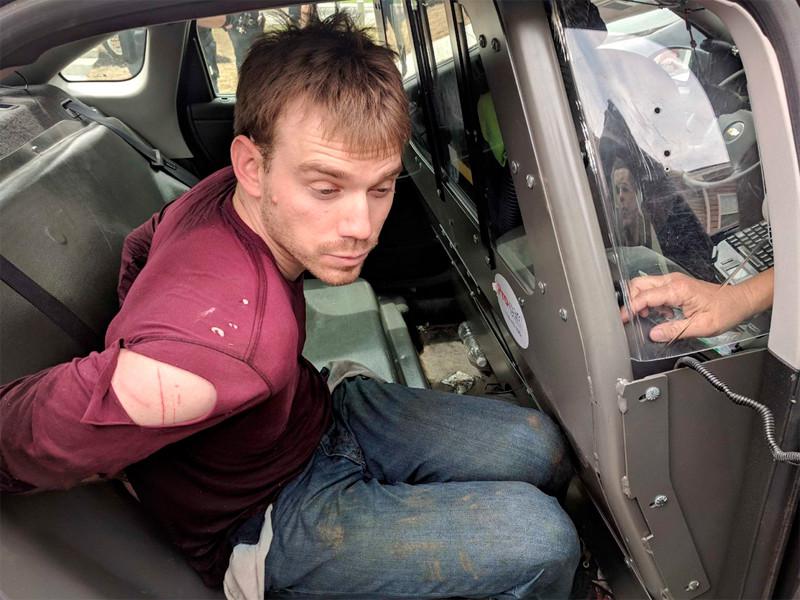 """Полиция Нэшвилла задержала """"голого стрелка"""", убившего четырех человек в закусочной"""" />"""
