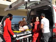 Госдеп возложил на Россию ответственность за предполагаемую химатаку у сирийской больницы