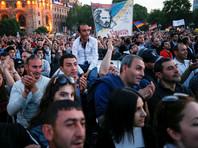 Ереван, 26 апреля 2018 года