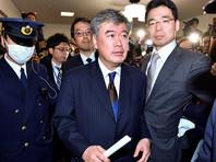 Замминистра финансов Японии ушел в отставку после  обвинений в сексуальных домогательствах