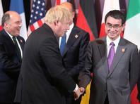 Сотрудники королевского внешнеполитического ведомства на предстоящих саммитах G7, G20, НАТО и ЕС будут предпринимать попытки усилить альянс против России