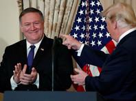 Трамп поручил Помпео подготовить санкции против России из-за нарушения ракетного договора