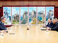 Лидеры КНДР и Южной Кореи, Ким Чен Ын и Мун Чжэ Ин, провели в субботу, 26 мая, встречу в демилитаризованной зоне