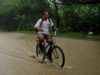 """Шторм """"Альберто"""" добрался до Соединенных Штатов. На Кубе из-за наводнений эвакуируют тысячи людей"""