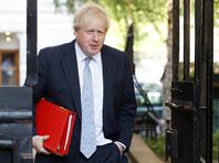 Борис Джонсон допустил ужесточение  санкций Великобритании против России