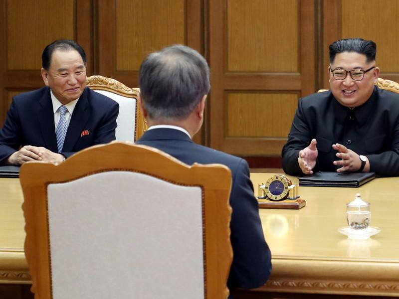 """В Нью-Йорк прибыл зампред КНДР - самый высокопоставленный чиновник Северной Кореи из посетивших США за 18 лет"""" />"""
