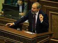 Лидер армянской оппозиции Никол Пашинян вновь зарегистрирован кандидатом на пост премьер-министра