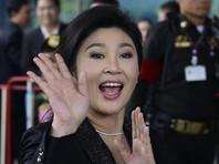 Бывшая  премьер-министр Таиланда, приговоренная на родине к пяти годам тюрьмы,  получила 10-летнюю визу Британии