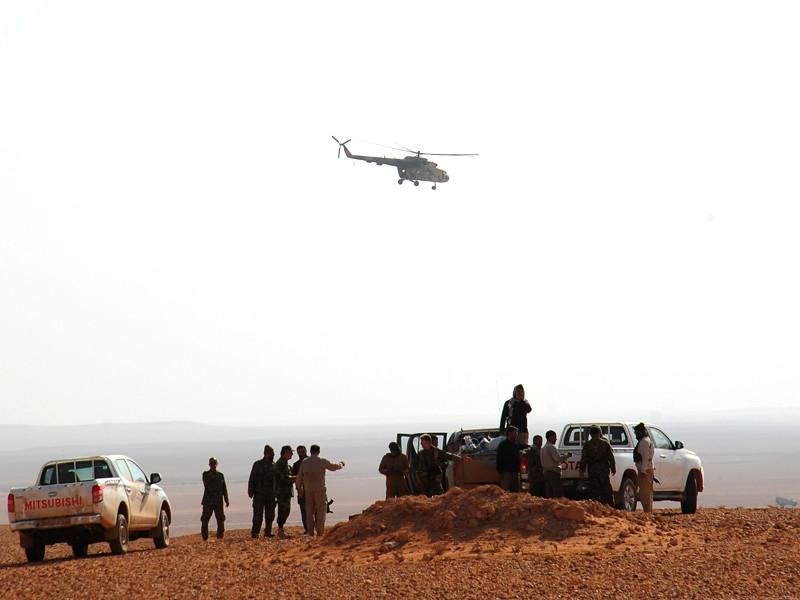 В Сирии сообщили об отражении ракетного удара по военному аэродрому в Хомсе