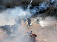 В ходе столкновений между израильскими военными и палестинцами на границе сектора Газа погибли 59 человек