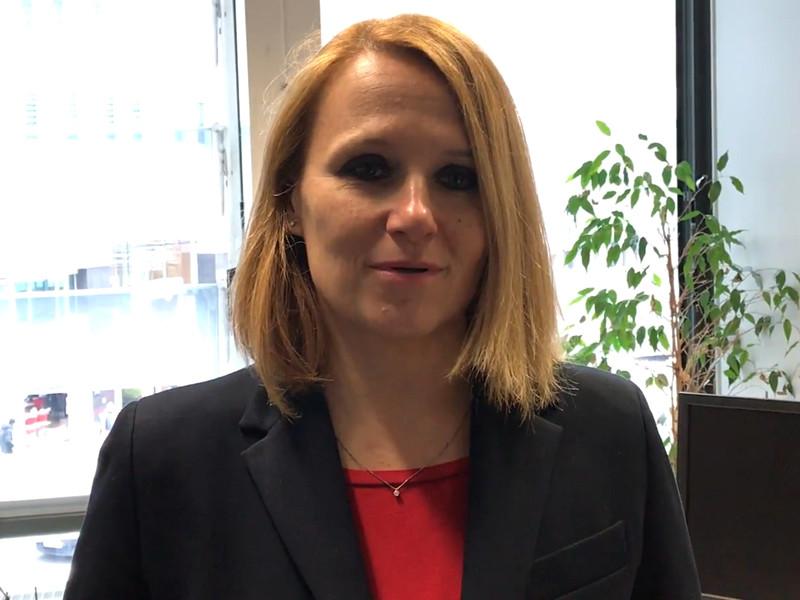 Пресс-секретарь внешнеполитической службы ЕС Майя Косьянчич