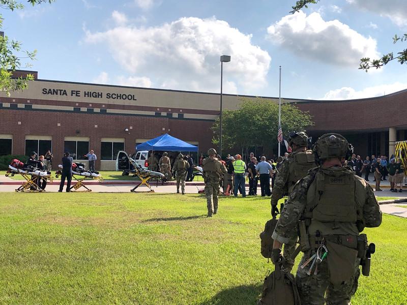 """Стрельба в Техасе: в результате нападения на американскую школу погибли восемь человек (ВИДЕО)"""" />"""