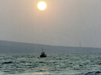 Украинских рыбаков, пропавших в Азовском море, задержали российские пограничники