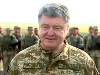 Порошенко поприсутствовал на первых испытаниях ракетных комплексов Javelin, поставленных на Украину из США (ВИДЕО)