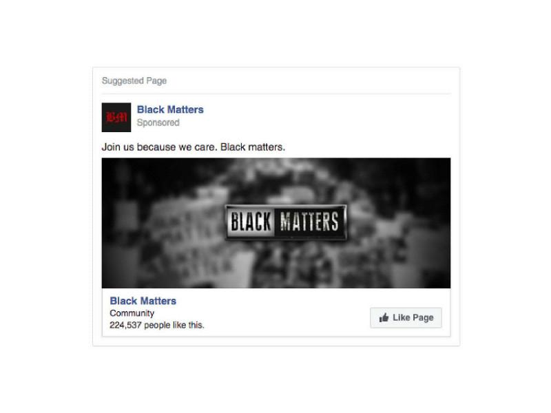 """Американские конгрессмены выложили более 3500 рекламно-пропагандистских объявлений, опубликованных на Facebook прокремлевской """"фабрикой троллей"""""""