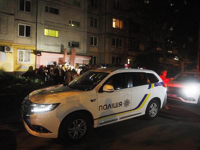 Полиция Украины в день убийства Аркадия Бабченко проводила следственные действия у дома на Никольско-Слободской улице Киева, где жил журналист