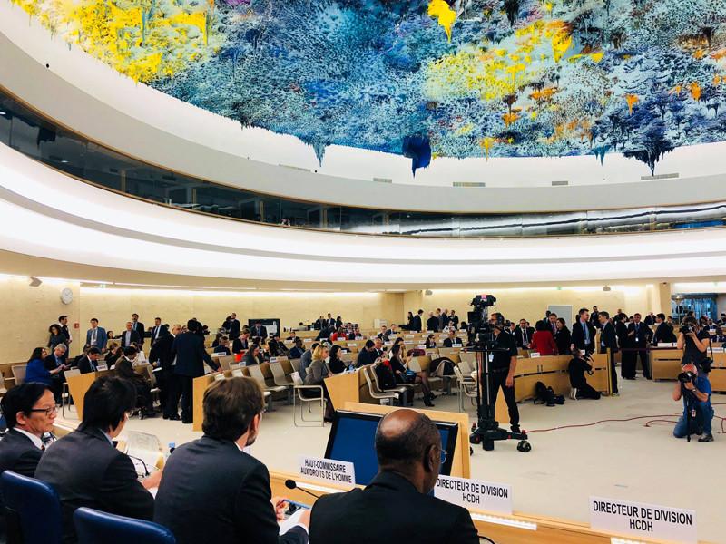 """СПЧ ООН принял антиизраильскую резолюцию с призывом расследовать """"необоснованное применение силы против мирных демонстрантов Газы"""""""