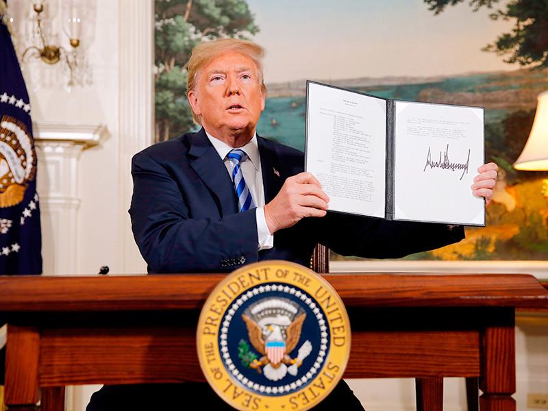 """Иран пригрозил Европе вернуться к обогащению урана до 20%, если она не сумеет сохранить СВПД после выхода из сделки США"""" />"""