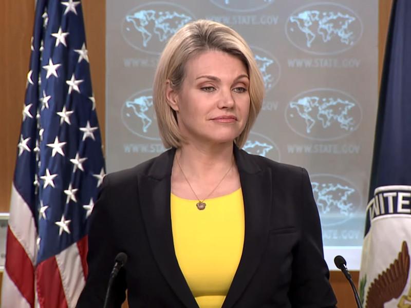 """Госдеп призвал Россию """"прекратить лгать"""" и прояснить свою роль в крушении Boeing в Донбассе"""" />"""