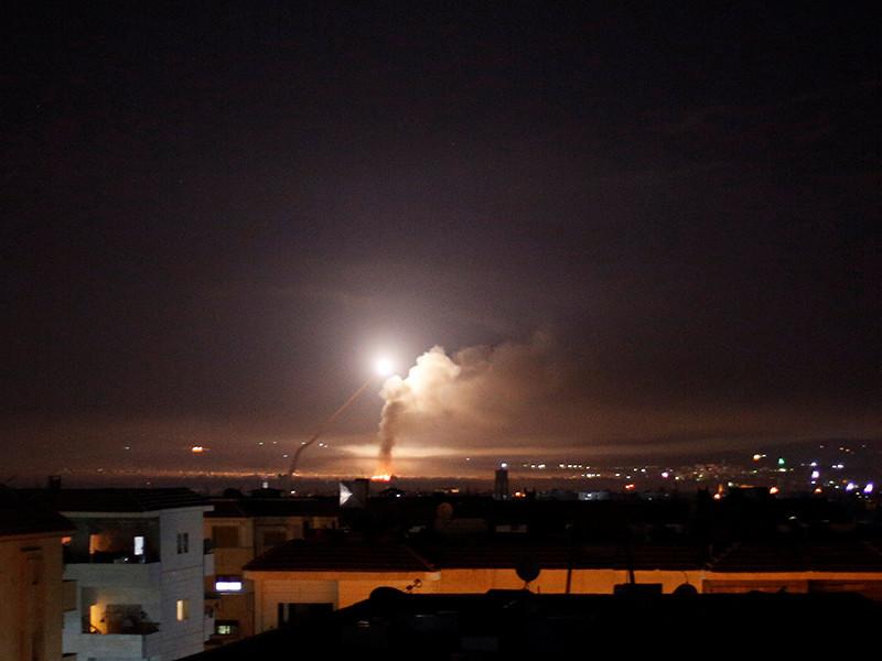 """Армия обороны Израиля обстреляла позиции """"Хамаса"""" в северной части сектора Газа"""" />"""