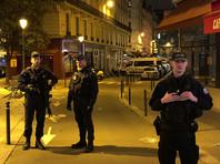 Нападение в центре Парижа: есть погибшие и раненые