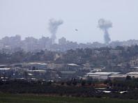 """В секторе Газа сообщили об  ударе  Израиля по военным базам """"Хамаса""""  и перехвате    """"флотилии раненых"""""""
