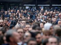 В Тбилиси массовые протесты после полицейских рейдов в ночных клубах