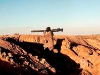 Нападение произошло вблизи города Меядин в провинции Дейр-эз-Зор