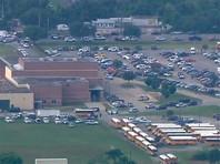 В американском городе Санта Фе (штат Техас) произошла стрельба в средней школе, в результате которой, по последним данным, погибли по меньшей мере восемь человек