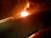 Минувшей ночью Израиль вновь обстрелял позиции войск Башара Асада в районе аль-Кисве к югу от Дамаска