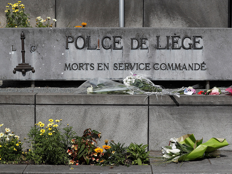 """""""Исламское государство""""* взяло ответственность за теракт в бельгийском Льеже"""" />"""
