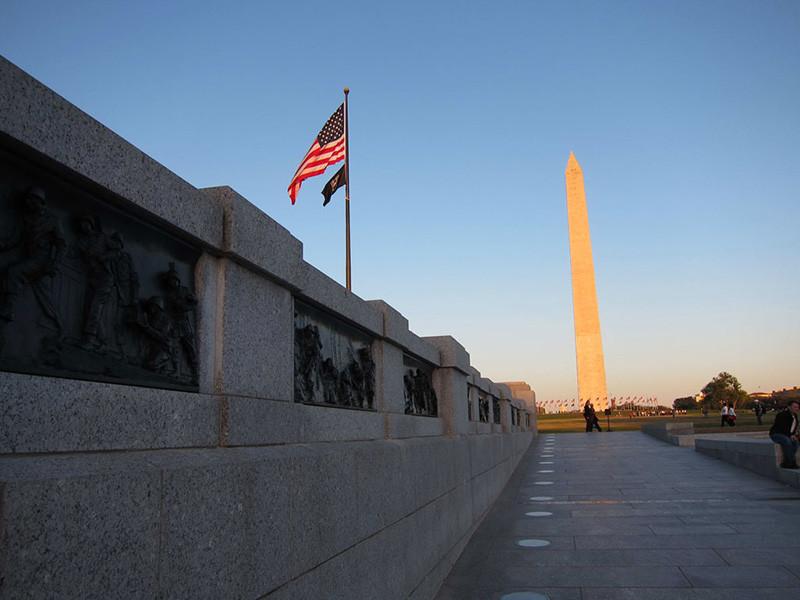 Неожиданный поворот: антироссийские санкции помешали вовремя отремонтировать туалеты в центре Вашингтона