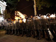 Власти Грузии на фоне массовых протестов объявили о готовности реформировать наркополитику