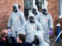 """По данным британских властей, Скрипали были отравлены нервно-паралитическим веществом """"Новичок"""", произведенным в СССР"""