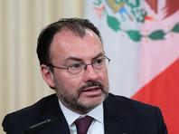 """Власти Мексики выразили протест Трампу, назвавшему мигрантов """"животными"""""""
