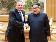По его оценке, пока администрация Дональда Трампа все еще далека от своих целей в преддверии саммита, назначенного на 12 июня в Сингапуре. В ходе последнего визита в Северную Корею Помпео встретился с Ким Чен Ыном