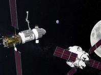 Космонавт из России впервые может полететь к Луне  в 2024  году - на американском корабле